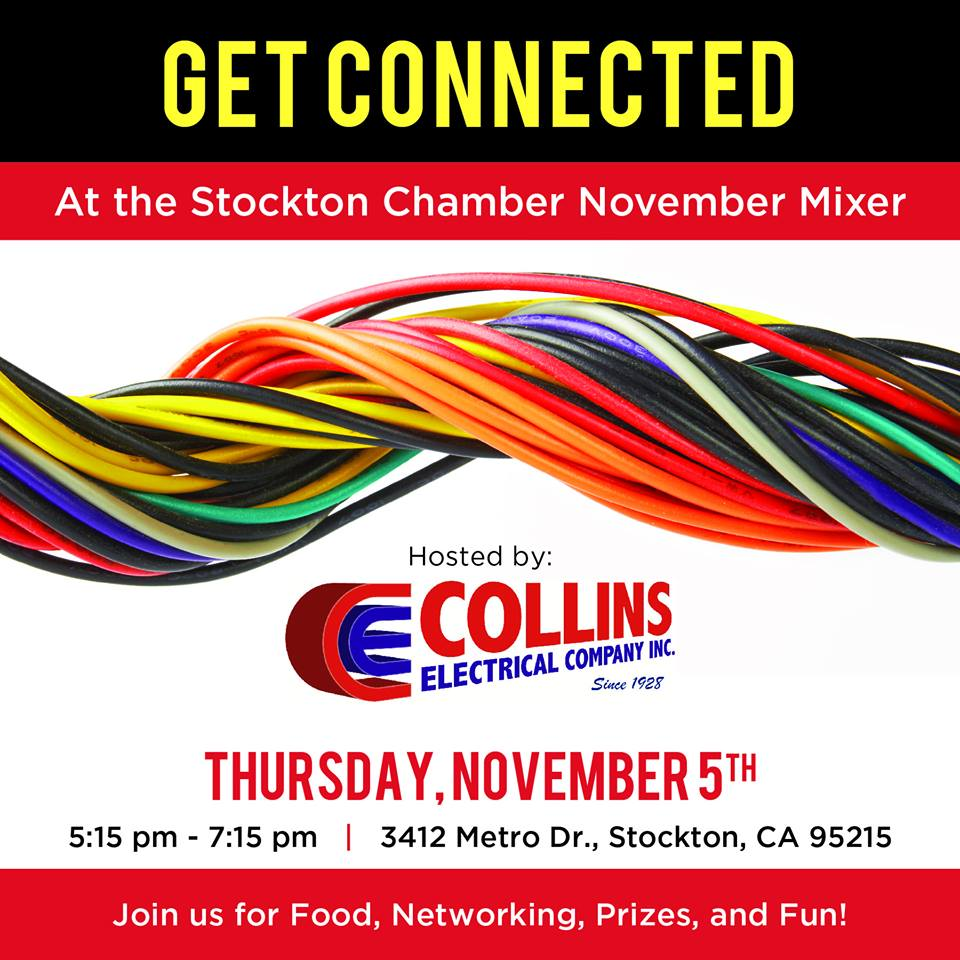 Chamber Mixer 2015 Collins Electrical