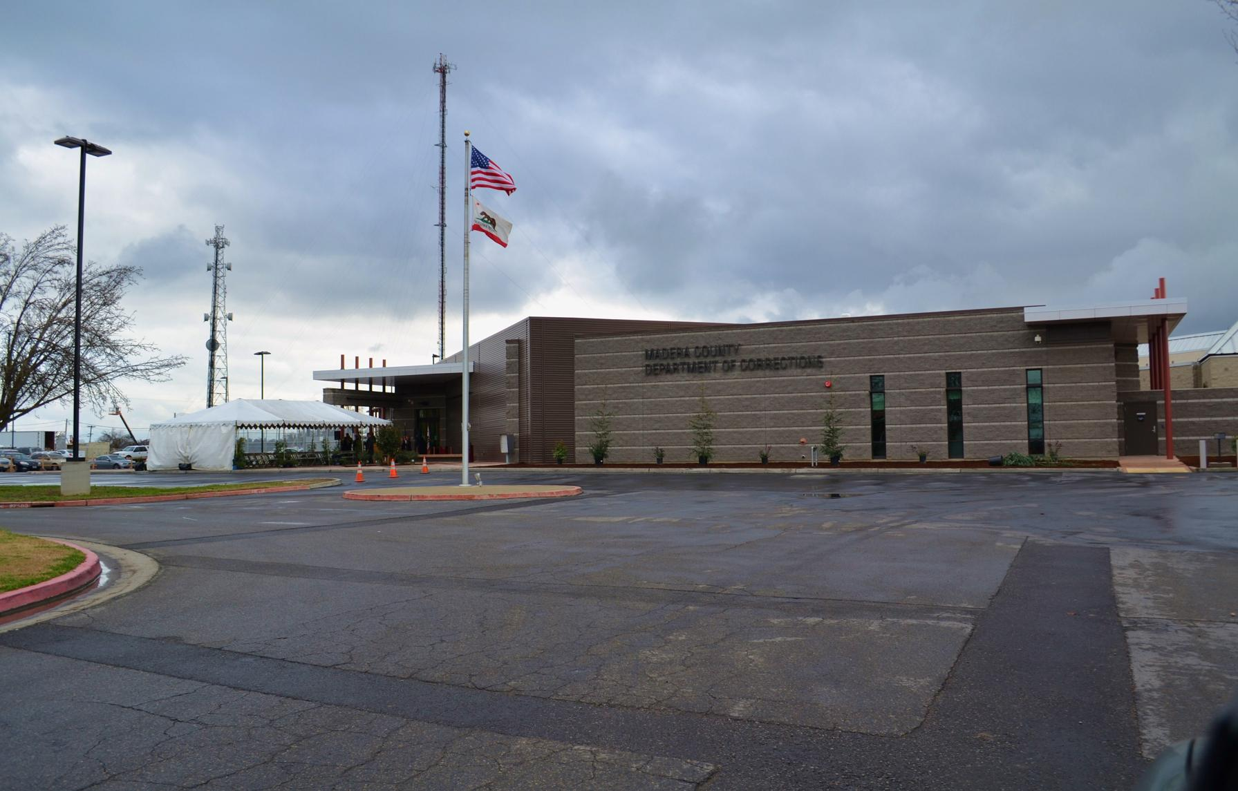 Madera County Jail Expansion Collins Electrical