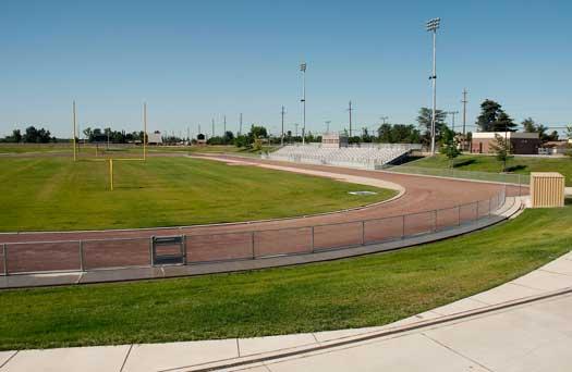 Gregori High School Football Stadium Collins Electrical