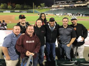 River Cats Game 20170419