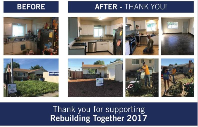 Collins rebuild