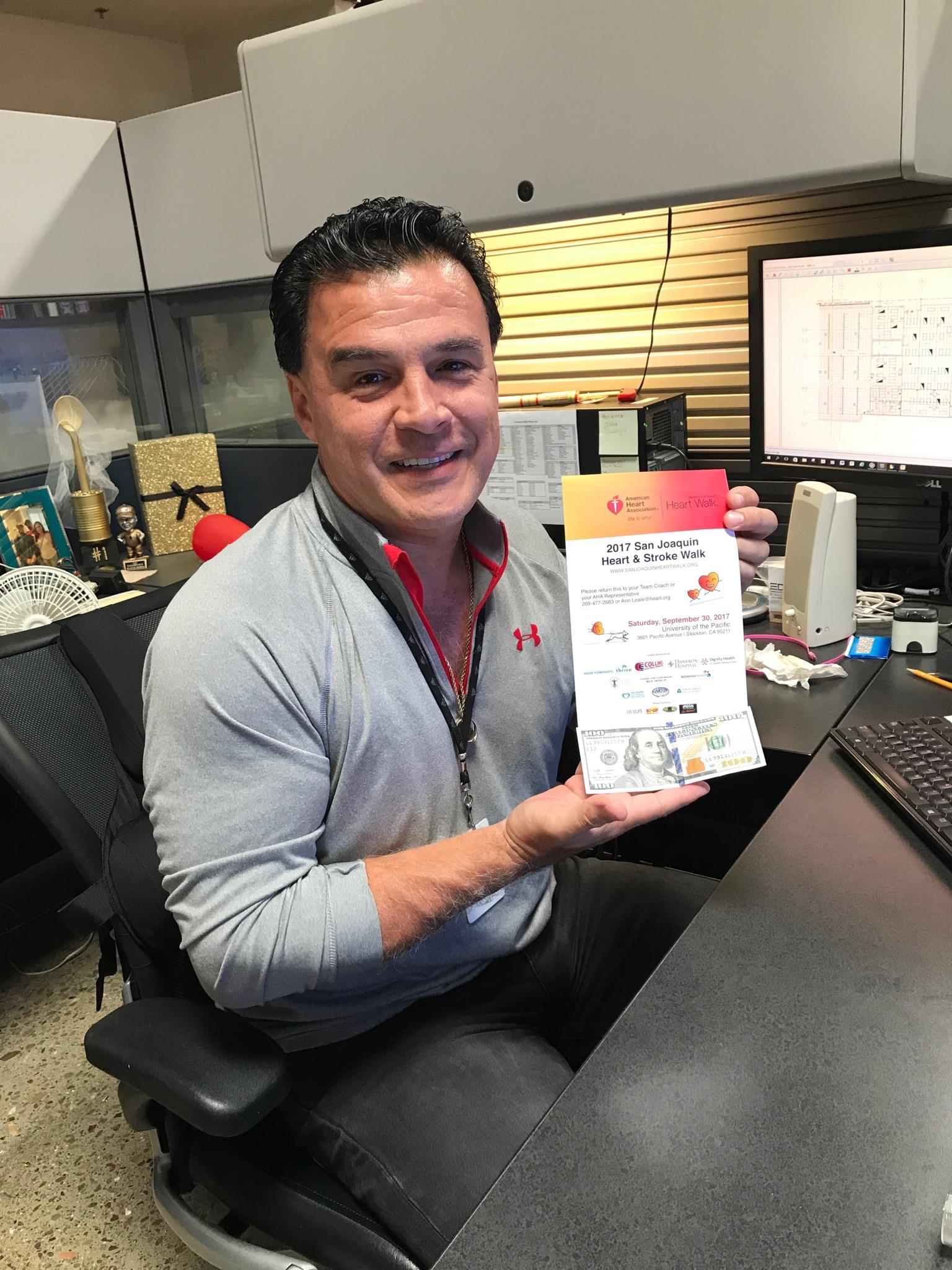 Jorge Donation