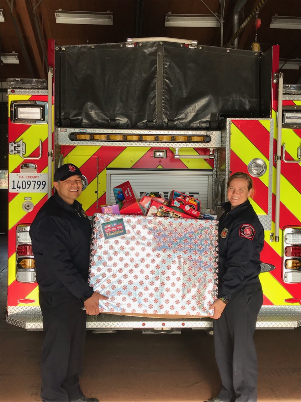 Police Toys For Tots 2017 : Toys for tots stockton ca wow